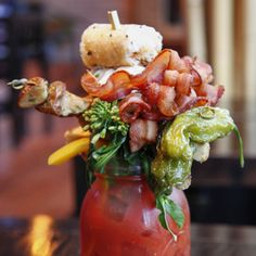 Chicago's 10 most ridiculous Bloody Marys -I NEED to try these. ALL of these.