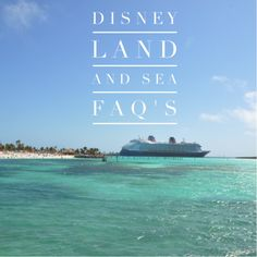 Many of you may have read my article on Planning for Your First Land and Sea Adventure in which I outlined some of the key factors in preparing for a combination Walt Disney World trip and Disney Cruise Line trip. My husband and I planned this trip to celebrate our 25th Wedding Anniversary despite the …
