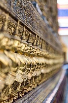 Royal Palace, Bangkok, Thailand - shades of The King & I Bangkok Thailand, Thailand Travel, Places To See, Places Ive Been, One Night In Bangkok, Thai Thai, Thai Restaurant, Royal Palace, Phuket