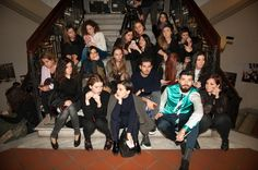 Students of Accademia Costume & Moda at the Opening Ceremony of the Academic Year #accademiacostumeemoda #students