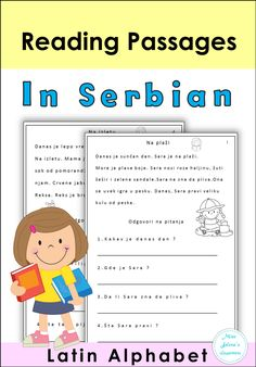 $ Serbian Reading Passages - Latin Alphabet