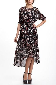 Defi Ikat Dress #anthropologie