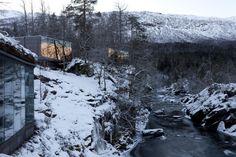 Gallery - River Sauna / Jensen & Skodvin Architects - 16