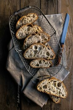 Food Photography Styling, Food Styling, Food Gallery, Our Daily Bread, Food Staples, Artisan Bread, Bread Baking, Food Inspiration, Bread Recipes