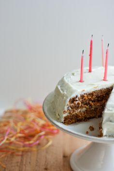keep it simple, keep it fresh: gluten free carrot cake