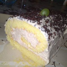 Poppy Cake, Just Eat It, Xmas Food, My Recipes, Cheesecake, Rolls, Pudding, Chocolate, Sweet