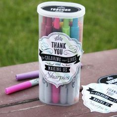 20 Super Pun-tastic Teacher Appreciation Gift Ideas| Spoonful