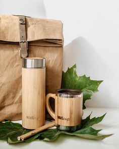 Zero Waste Starter Kit - Rucksack, Bottle, Mug & Straw. Holiday Gift Guide, Holiday Gifts, Earth Month, Plastic Waste, Plastic Cups, Clean Living, Slow Living, Sustainable Living, Sustainable Products
