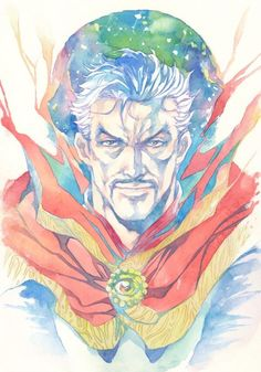 Doctor Strange by Agahari