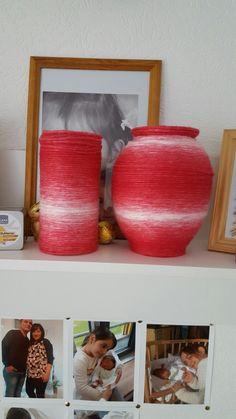 Made By me Vase, Mugs, Tableware, Handmade, Home Decor, Dinnerware, Hand Made, Decoration Home, Room Decor