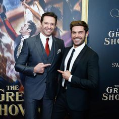 All Aboard for *The Greatest Showman*'s World Premiere