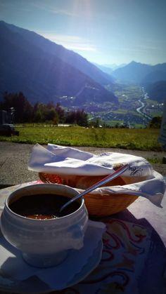 Mösern panoráma, Tirol Mountains, Nature, Travel, Naturaleza, Viajes, Destinations, Traveling, Trips, Nature Illustration