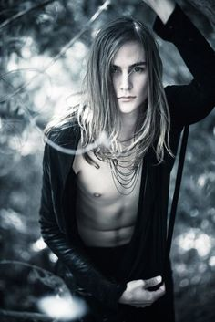 sexy guys with long hair | Tumblr