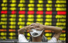 Chine: Les bourses ferment avant l'heure pour éviter un nouveau krach