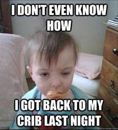Funny baby meme's
