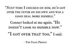 The False Prince Epub