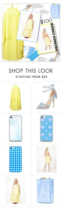 """Beauty And The Budget"" by atelier-briella ❤ liked on Polyvore featuring Miss Selfridge, Dorothy Perkins, Edie Parker, cute, Elegant, iPhonecases and under100"