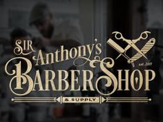 Sir Anthony's Barber Shop by Payton Bridges