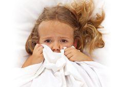 Por que as crianças sentem medo?
