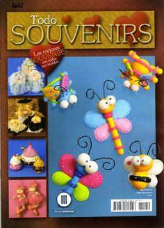 Como hacer mariposas Souvenirs