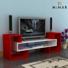 50 Images Of Modern Floating Wall Theater Entertainment Design Ideas With Shelves - Bahay OFW Tv Unit Furniture, Home Decor Furniture, Furniture Design, Furniture Ideas, Modern Furniture, Tv Unit Decor, Tv Wall Decor, Tv Wanddekor, Modern Tv Wall Units