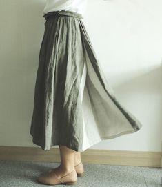 겉자락치마_아이베르 시그니처 스커트 : 네이버 블로그 Korea Fashion, Kids Fashion, Fashion Outfits, Womens Fashion, Knit Skirt, Dress Skirt, Midi Skirt, Polyvore Outfits, Linen Skirt