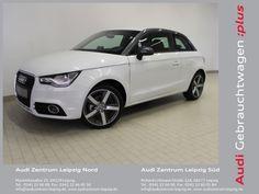 Den Audi A1 Ambition 1.2 TFSI 63 kW (86 PS) 5-Gang erhaltet ihr bei uns im Audi Zentrum Leipzig Nord für 19.950€. Kontaktiert uns einfach unter: 0341 226600, oder kommt für ein persönliches Gespräch mit einem unserer Verkaufsberater bei uns vorbei. Die Fahrzeugnummer ist N6536V1276. Wir freuen uns auf euren Besuch!