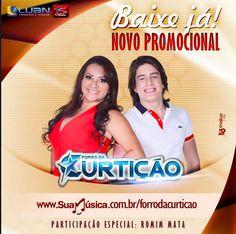 Forró da Curtição - CD Promocional Outubro 2014  http://suamusica.com.br/forrodacurticaocdoutubro2014