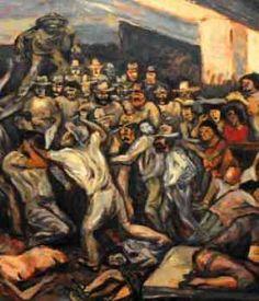 jose clemente orozco   Exhiben las mayor retrospectiva de José Clemente Orozco