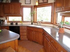 wood kitchens | DIY Home Improvement Money-Saving Tips