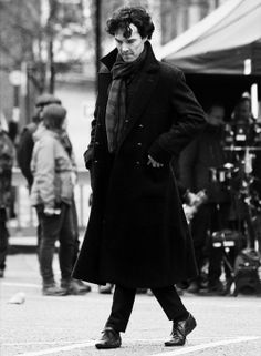 there is not a single person on this earth who can look bad in a trench coat
