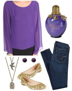 Wonderstruck by Taylor Swift inspired outfit. LOVE it<3