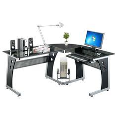 Corner desk Computer Home Office Desk Corner PC Table work station in Business, Office & Industrial, Office Equipment & Supplies, Office Furniture | eBay