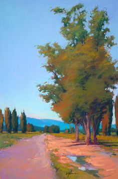 Susan Ogilvie Back Road