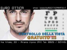 Euro Ottica - Via Vitale, 33 - Ariano Irpino --- www.eurootticariano.it - YouTube