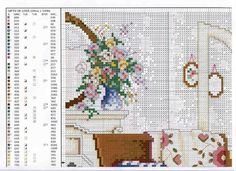 Cross Stitch Patterns (country only) (p. 23) | Learn Crafts is facilisimo.com