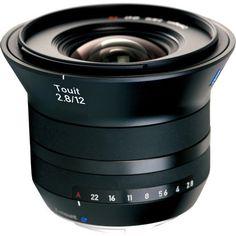 Zeiss Touit 12mm f:2.8 Lens