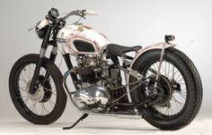 Triumph Bobber #motorcycles #motos #bobber   caferacerpasion.com