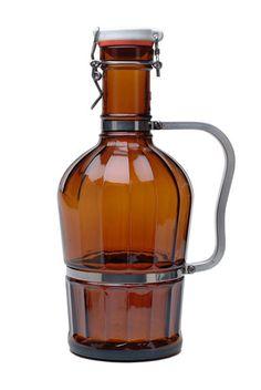 Tote Glass, Inc. | Flip-Top, Swing-Top, and Screw-Top Beer Growlers | Genuine German Beer Growlers