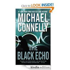 "This was Michael Connelly's first novel (of 6 to date) featuring LAPD detective Hieronymous ""Harry"" Bosch. Matters begin innocuously enough when Bosch discovers that a dead body found in a drainage pipe is a one-time Vietnam comrade of his named William Meadows."