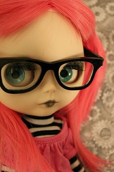 Blythe Glasses