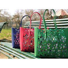"""Have a vibrant week with Christian Lacroix colorful """"Absolut"""" handbag collection! Looking for your summer it-bag?!"""