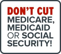Sign the petition to Democrats in the House and the Senate not to put Medicare back on the chopping block!