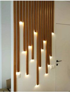 Wall Panel Design, Wall Decor Design, Interior Ceiling Design, Interior Walls, Rustic Wood Walls, Wooden Walls, Living Room Designs, Living Room Decor, Cromer