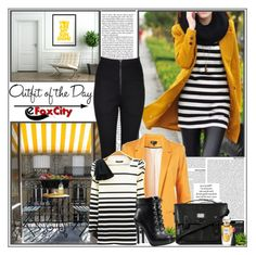 """""""Outfit of the Day: Stripes"""" by buttercup08 ❤ liked on Polyvore featuring Petit Bateau, Nicki Minaj, Topshop, Bakers, NARS Cosmetics, Hermès, stripes, crossbody bags, satchel bags and striped shirts"""