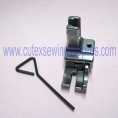 Industrial Sewing Machine Dual Compensating Raising Foot #211-15 (1/16 X 5/16)