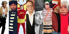 ROBERTO GOMEZ BOLAÑOS NUESTRO ORGULLO MEXICANO. Roberto Gómez Bolaños, más conocido como «Chespirito», fue un actor, comediante, dramaturgo, escritor, guionista, compositor, director y productor de televisión, creador e intérprete de El Chavo del 8 y El Chapulín Colorado, entre otros personajes. Fecha de nacimiento: 21 de febrero de 1929, México, D. F. Fecha de la muerte: 28 de noviembre de 2014, Cancún