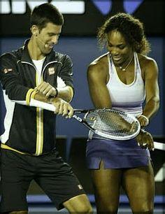 Novak Djokovic, Serena Williams Win At 2014 Australian Open!
