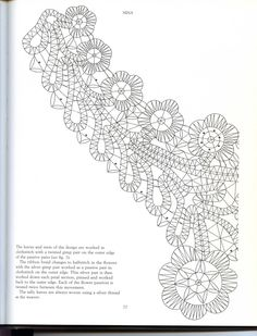 Russian Lace Making - Bridget Cook - lini diaz - Веб-альбомы Picasa Crochet Collar, Lace Collar, Irish Crochet, Crochet Lace, Bobbin Lace Patterns, Lace Heart, Parchment Craft, Point Lace, Lace Jewelry