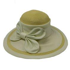 Large Brim Summer Hat by Callanan